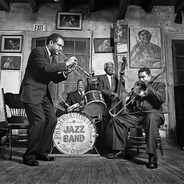 Preservation Hall Quartet, New Orleans Jazz